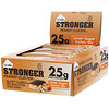 NuGo Nutrition, STRONGER, Protein Bar, Peanut Cluster, 12 Bars, 2.82 oz (80 g) Each