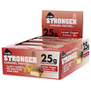 NuGo Nutrition, STRONGER, Protein Bar, Caramel Pretzel, 12 Bars, 2.82 oz (80 g) Each