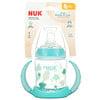 НУК, тренировочная чашка, для детей от 6 месяцев, голубая, 150мл (5унций), 1шт.