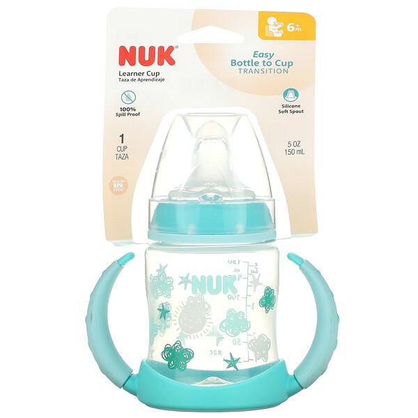 Тренировочная чашка, для детей от 6 месяцев, 150мл (5унций), 1шт.