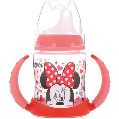 Disney Baby, поилочка Мини Маус от 6 + месяцев, 1 чашка, 5 унций (150 мл) nuk бутылочка поильник first choice с латексной насадкой от 6 месяцев цвет голубой 150 мл