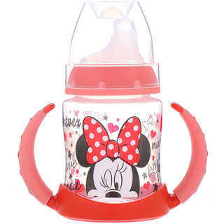 NUK, Disney Baby、Minnie Mouse Learner Cup 6 + Months、1カップ、5 oz (150 ml)