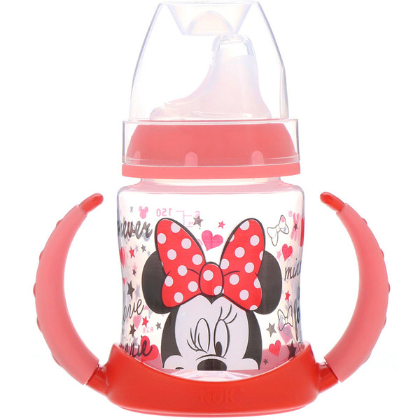 Disney Baby, Learner Cup, Minnie Mouse, 6+ Months, 1 Cup, 5 oz (150 ml)