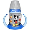 NUK, Disney Baby, Mickey Mouse Learner Cup, 6+ Months, 1 Cup, 5 oz (150 ml)