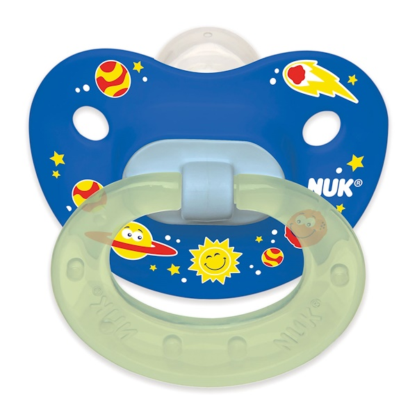 NUK, Orthodontic Pacifier, 6-18 Months, 2 Pack (Discontinued Item)