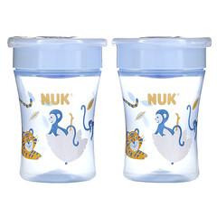NUK, Evolution 360 杯,8 個月以上,2 杯,8 盎司(240 毫升)