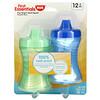 NUK, First Essentials, Fun Grips Hard Spout, Blue/Green, 12+ Months, 2 Cups 10 oz (300 ml)