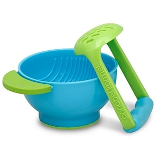 NUK, Mash & Serve Bowl, 1 Bowl