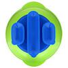 NUK, الأدوات الأساسية الأولى، سلطانيات بشفط ثلاثي، للأطفال بعمر 6 أشهر فما فوق، سلطنيتان وغطاء واحد