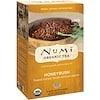 Numi Tea, オーガニックティー、ハーブティーサン、ハニーブッシュ、カフェインフリー、18袋、1.52 oz (43.2 g)