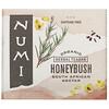 Numi Tea, 有機草本茶,蜂蜜,不含咖啡萃取,18 茶包,1.52 盎司(43.2 克)