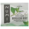 Numi Tea, Organic Herbal Teasan, Moroccan Mint, Caffeine Free, 18 Tea Bags, 1.40 oz (39.6 g)