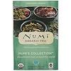 Numi Tea, Органический травяной чай, 18 пакетиков, 1.40 унций (39.6 г)