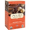 Numi Tea, オーガニック ティー、ハーバル ティーサンズ、ルイボス チャイ、カフェインレス、ティーバッグ18個、1.71 oz (48.6 g)