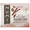 Numi Tea, オーガニックハーブティーサン、ルイボスチャイ、カフェインフリー、ティーバッグ18袋、48.6g(1.71オンス)