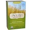 Numi Tea, Organic Tea, Green Rooibos, Caffeine Free, 18 Tea Bags