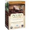 Numi Tea, オーガニック・ティー、プ• アール茶、チョコレート プ• アール茶、ティーバッグ 16個入り、1.24 オンス (35.2 g)