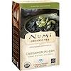 Numi Tea, Organic Tea, Pu-erh Tea, Cardamom Pu-erh, 16 Tea Bags, 1.19 oz (33.6 g)