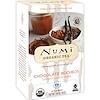 Numi Tea, Organic Tea, Herbal Teasan, Chocolate Rooibos, 12 Tea Bags, 1.40 oz (39.6 g) (Discontinued Item)