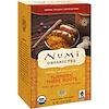 Numi Tea, شاي عضوي، تيفان بالأعشاب، كركم ثلاثة جذور، خال من الكافيين، 12 كيس شاي، 1.42 أونصة (40.2 غرام)