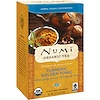 Numi Tea, Organic Tea, Herbal Teasan, Turmeric Golden Tonic, Caffeine Free, 12 Tea Bags, 1.31 oz (37.2 g)