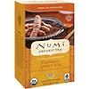 Numi Tea, オーガニックティー、ハーブティー、ターメリック・アンバーサン、カフェインフリー、ティーバッグ12袋、1.46 oz (41.4 g)