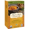Numi Tea, Organic Tea, Herbal Tea, Turmeric Fields of Gold, 12 Tea Bags, 1.31 oz (37.2 g)