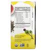 Numi Tea, Organic, Dandelion Detox, 16 Non-GMO Tea Bags, 1.13 oz (32 g)