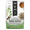 Numi Tea, 有機,潤喉劑,無咖啡萃取,16 Non-GMO 茶包,1.13 盎司(32 克)