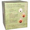 Numi Tea, Flowering Tea, Teahouse, Glass Teapot, Serves 14 fl oz (420 ml) (Discontinued Item)