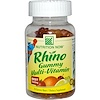 Nutrition Now, Rhino, Gummy Multi-Vitamin, 70 Gummy Bears