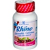 Nutrition Now, Rhino Chewable Calcium with Vitamin D, Cherry Flavor, 60 Chewable Tablets (Discontinued Item)