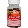 Nutrition Now, B Complex, Gummy Vitamins, Strawberry, 70 Gummy Vitamins (Discontinued Item)