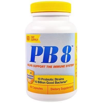 Купить PB 8, поддержка иммунной системы, 60 капсул