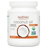 Spectrum Culinary, Organic Coconut Oil, Refined, 14 fl oz (414 ml)