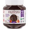 Nutiva, Organic Hazelnut Spread, Dark, 13 oz (369 g)