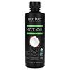 Nutiva, 100% Organic Coconut MCT Oil, Unflavored, 16 fl oz (473 ml)