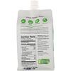 Nutiva, органічна кокосова олія першого віджиму, в м'якій упаковці, 355мл (12рідк. унцій)