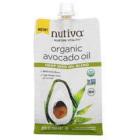 Nutiva, Organic Avocado Oil, 12 fl oz (355 ml)