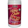 Nutiva, Organic Hemp Shake, Super Berry, 16 oz (454 g) (Discontinued Item)