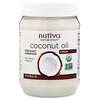 Nutiva, Organic Coconut Oil, Virgin, 29 fl oz (858 ml)