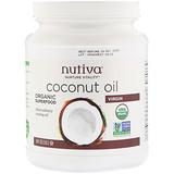 Отзывы о Nutiva, Кокосовое масло первого отжима, 1,6л