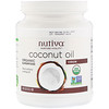 Nutiva, Virgin Coconut Oil, 54 fl oz (1.6 L)
