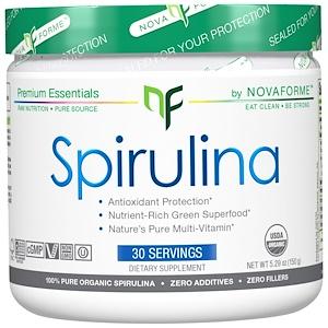 НоваФорме, Spirulina, Certified USDA Pure Organic Spirulina, 5.29 oz (150 g) отзывы