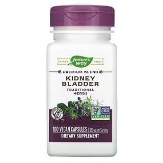 Nature's Way, Kidney Bladder, 465 mg, 100 Vegan Capsules