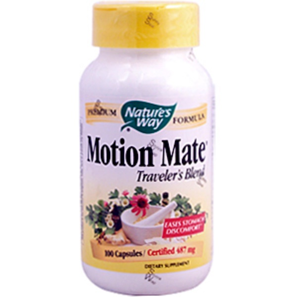 Nature's Way, Motion Mate, 487 mg, 100 Capsules (Discontinued Item)