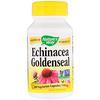 Echinacea Goldenseal, 450 mg, 100 Vegetarian Capsules
