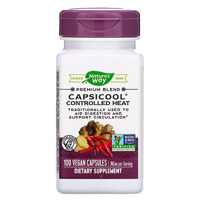 CapsiCool Controlled Heat, 100 Vegan Capsules
