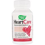Отзывы о Nature's Way, «Забота о сердце», экстракт боярышника, 120 таблеток