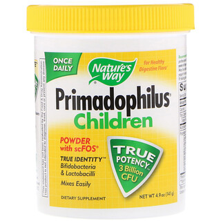 Nature's Way, Primadophilus, Children, 4.9 oz (141 g)